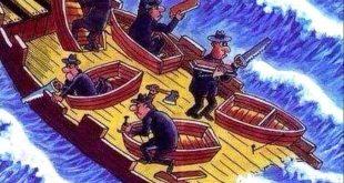 الثورة السورية - قبل أن تغرق السفينة
