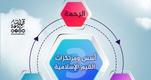 خطبة الجمعة - أسس ومرتكزات القيم الإسلامية