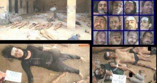 الثورة السورية - هولوكست المعتقلين السوريين