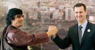 مقالات - لماذا سقط معمر القذافي وصدام حسين وبقي بشار الأسد؟