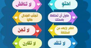 الأسرة المسلمة - قواعد التعاطي الأمثل مع المشاكل الأسرية