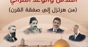 خطبة الجمعة - القدس والوعد القرآني