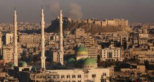 الثورة السورية - من بقصف حلب