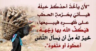 أخلاقنا الإسلامية - فضل العمل